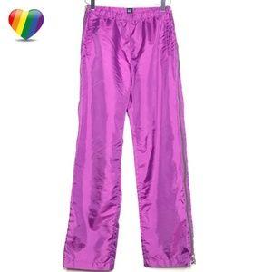 Gap Purple Windbreaker Track Pants A100551
